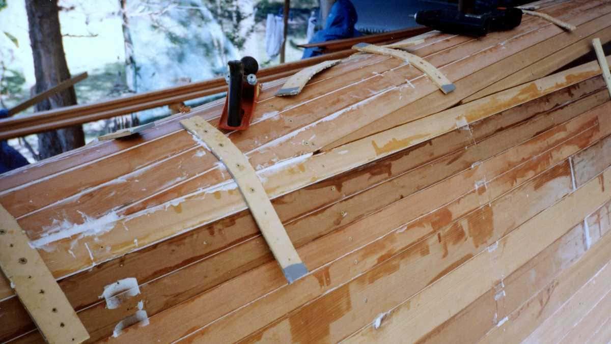 cedar-strip-hull-construction