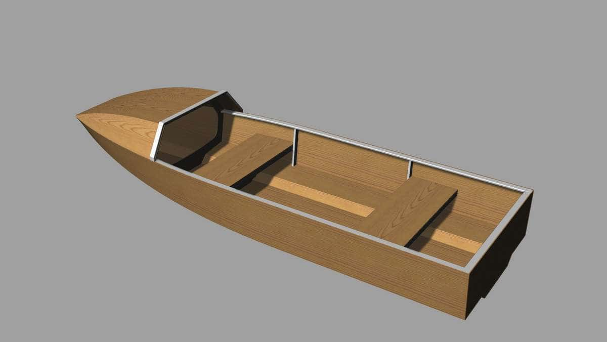 Boat Plans Noosa - full plans - Tim Weston Boats