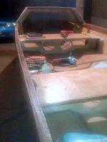 Plywood boat - Noosa - nearly ready