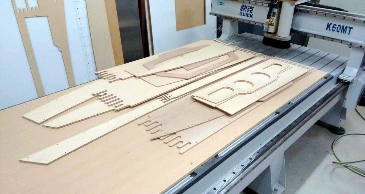 How To Build A Cnc Router At Home