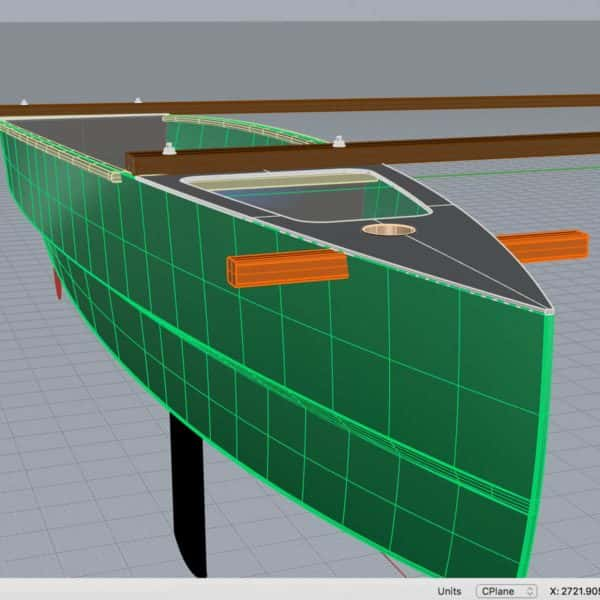 Plywood boat plans - Geelong