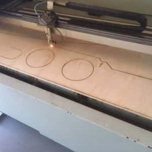 CNC cutting files