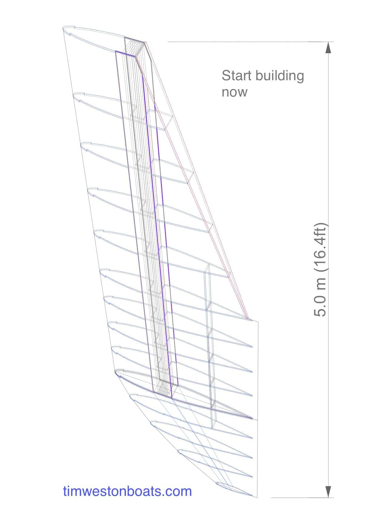 Daggerboard Plans